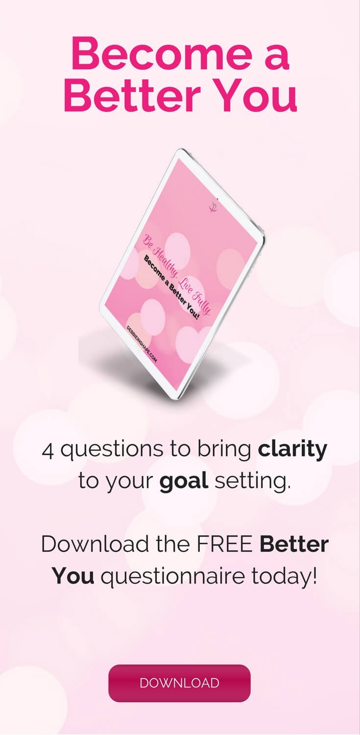 4 questions to bring clarity to your goal setting. Download the questionnaire today and start your journey to become more productive and improve your lifestyle.