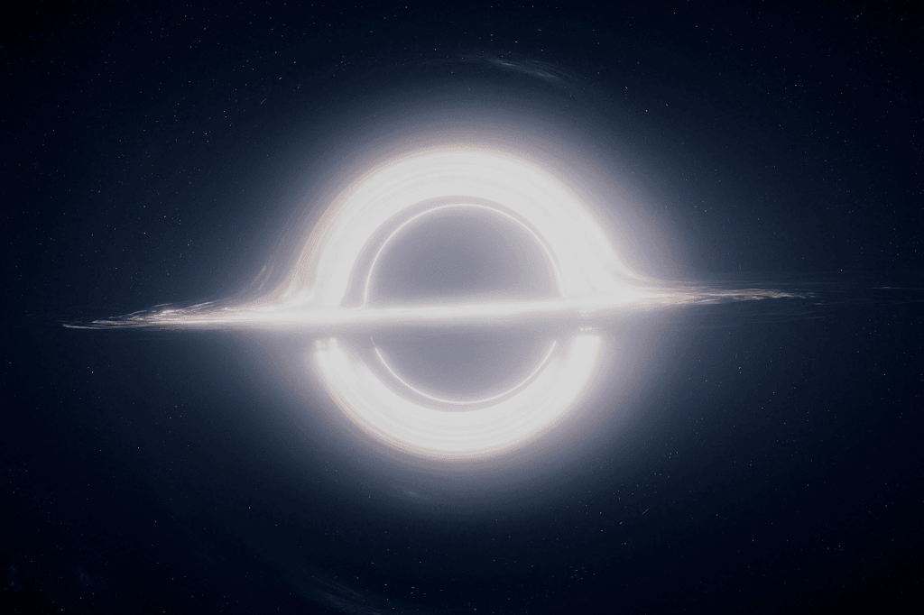 "The Physics Behind ""Interstellar's"" Visual Effects Was So Good, It Led To A Scientific Discovery"