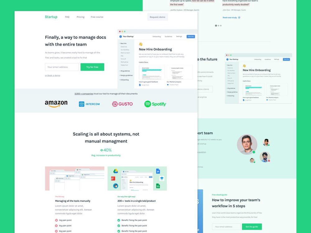 The Step-by-Step SaaS Landing Page Formula [2019 edition]
