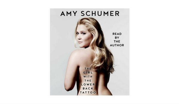 Apartminty Fresh Picks: Summer Roadtrip Essentials   The Girl With The Lower Back Tattoo by Amy Schumer Audiobook