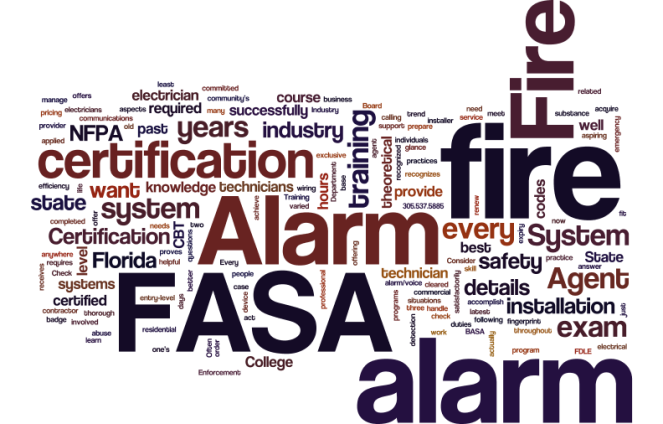 Know About The Basic Requirements for FASA Fire Alarm Certification