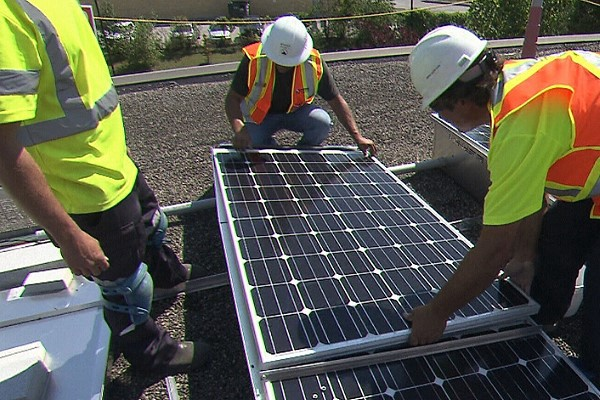 Making a Difference - Save Money on your Electric Bill with Solar Panels