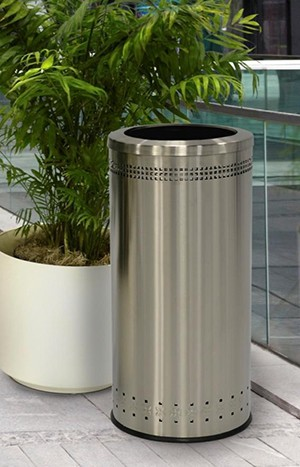 The Best Stainless Steel Trashcans For Businesses – Trashcans ...