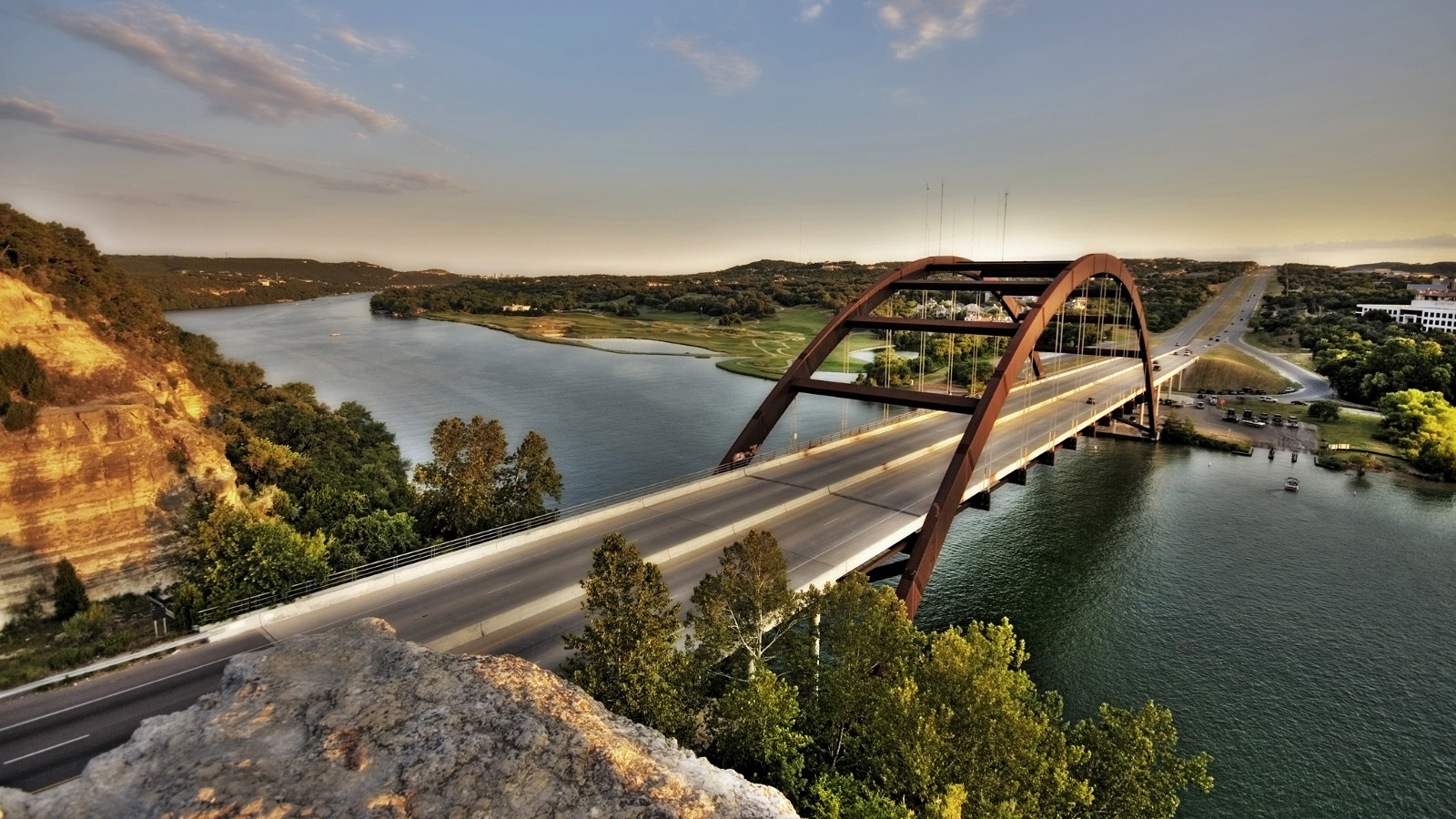 360 Bridge in Austin, Texas