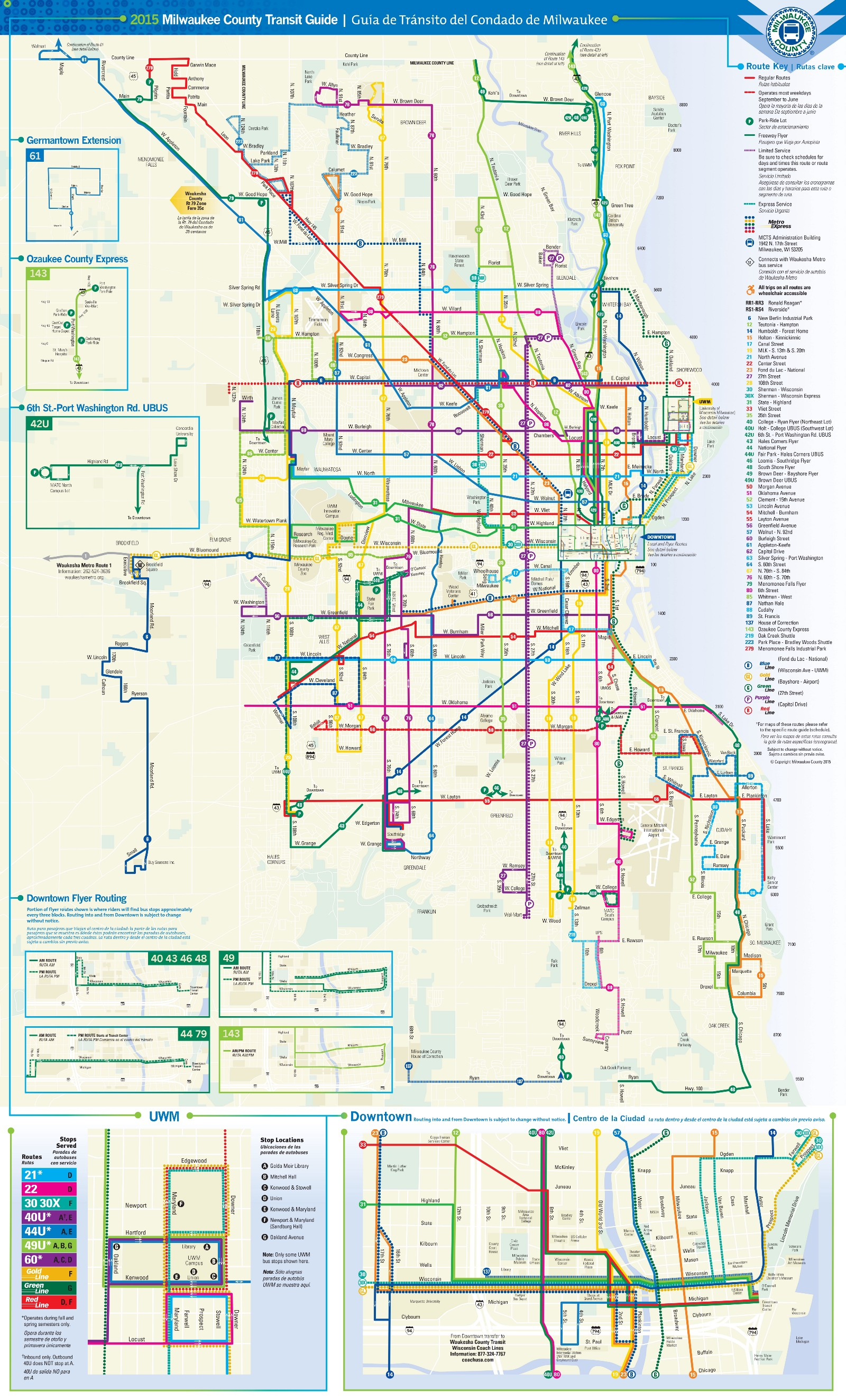 Moving in Milwaukee The Impact of Accessible Transit on Jobs