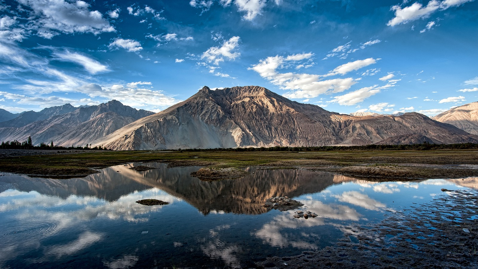 Nubra Valley, Ladakh region, India