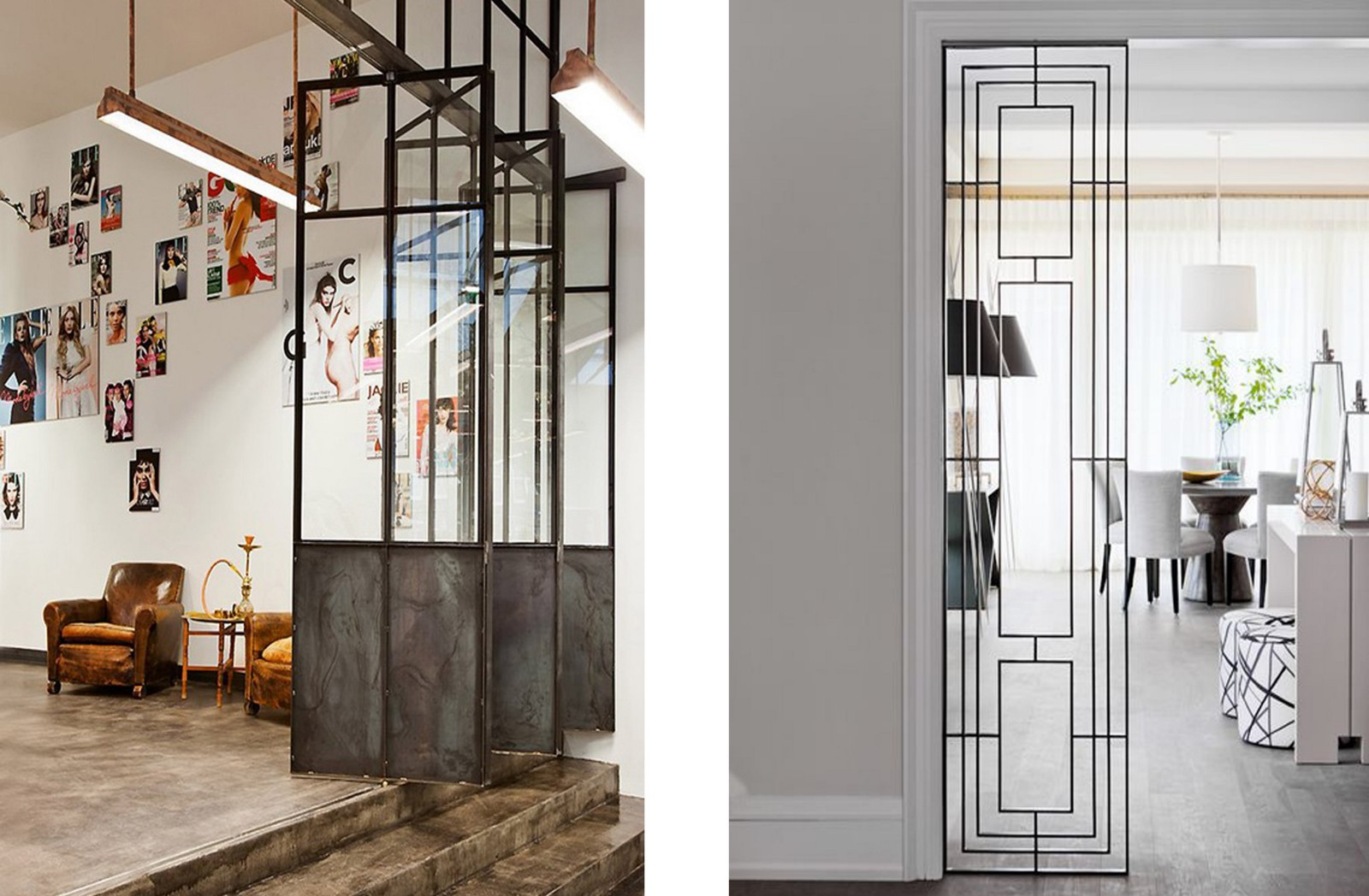Glass Partition in the Interior Basics of Interior Design Medium