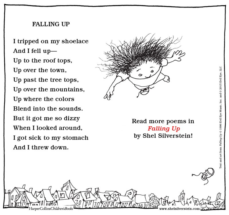 21 Short and Sweet Shel Silverstein Poems Thatll Bring You Back to