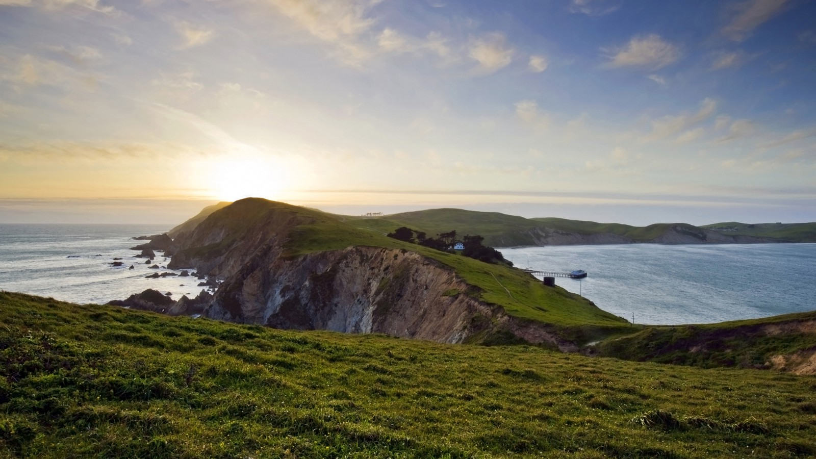 Point Reyes National Seashore, California coast