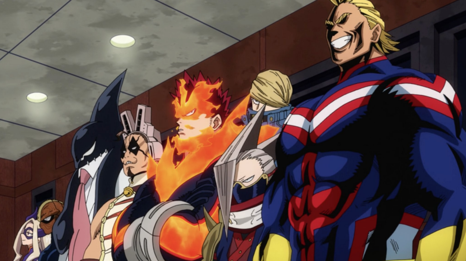 my hero academia s unleashes its baddest villain with a shocking twist