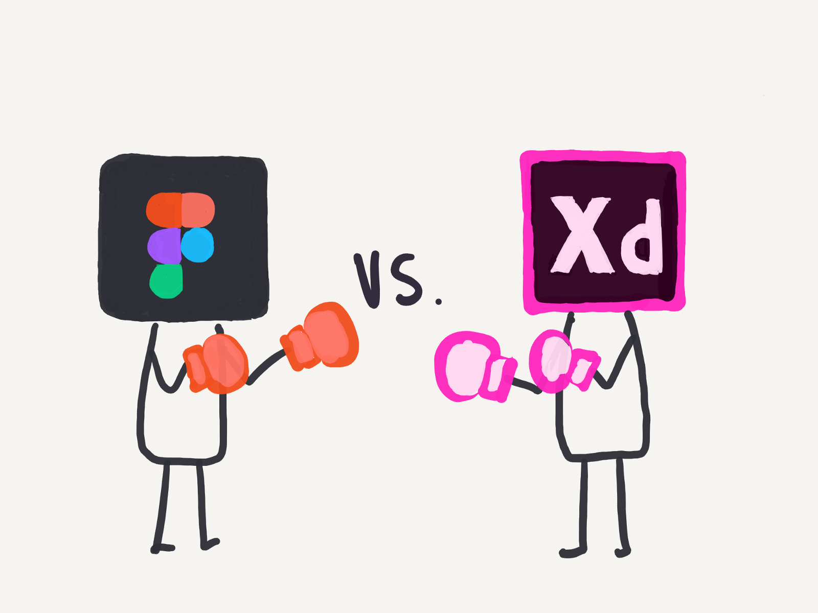 who wins the fight between figma and adobe xd ux collective