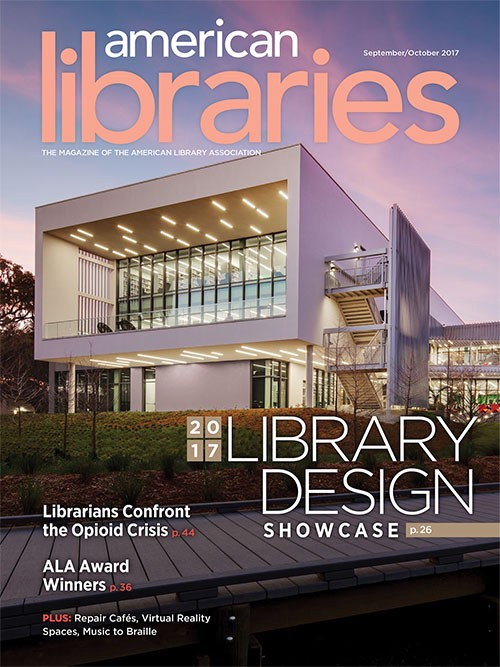 Library Buildings and Spaces in 2017