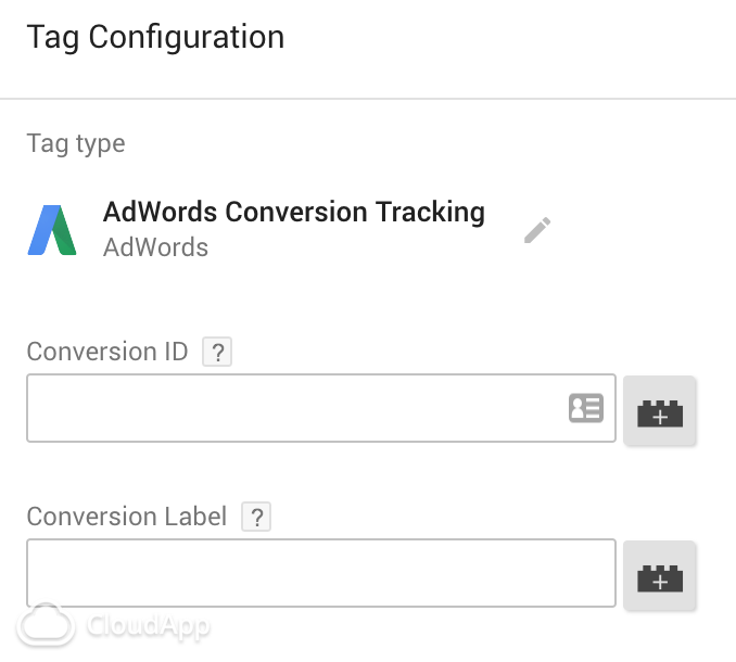 how to create a conversion goal on facebook