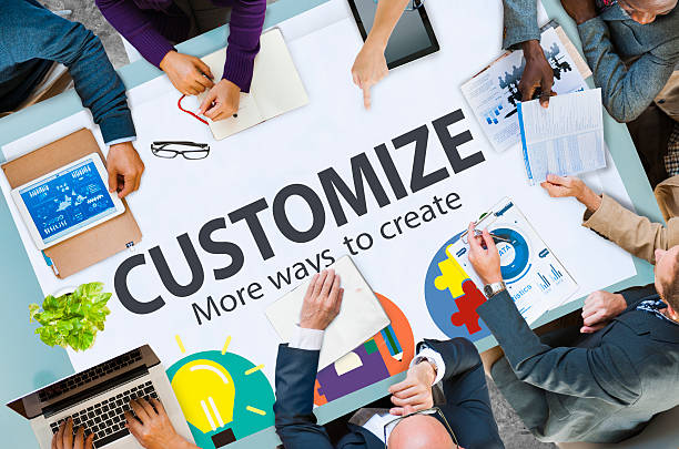 how to customize experience to improve business performance