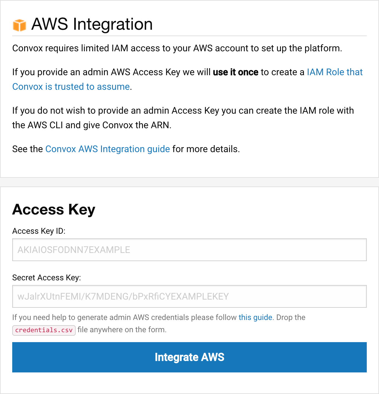 Amazon 1-Click Integration