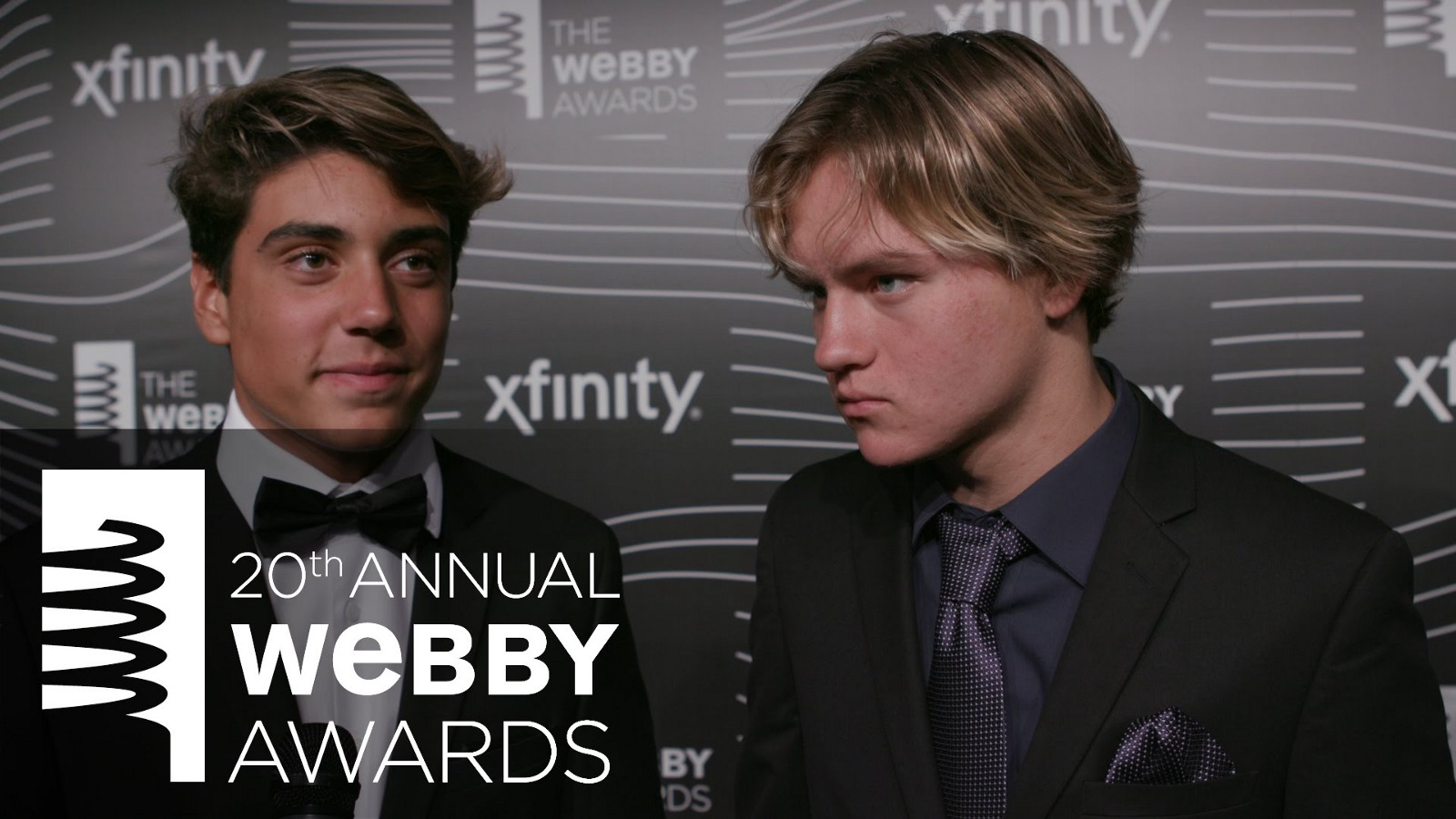 Lara   Holz at the 20th Annual Webby Awards. Image Source  YouTube.  According to MarketWatch 1f285acbc