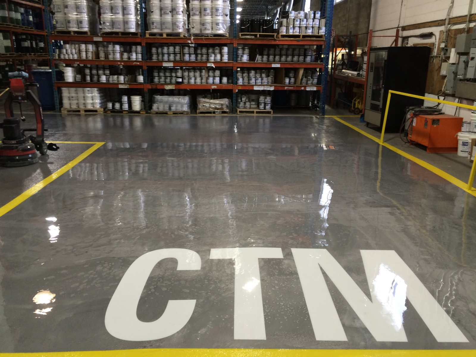 concrete coatings epoxy floor sealer color coating garage solid boston