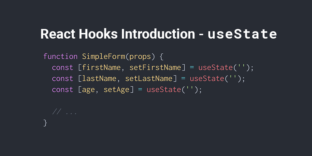 React Hooks are live. Here is your introduction