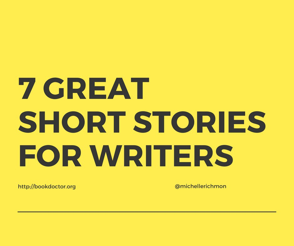 7 Great Short Stories for Writers