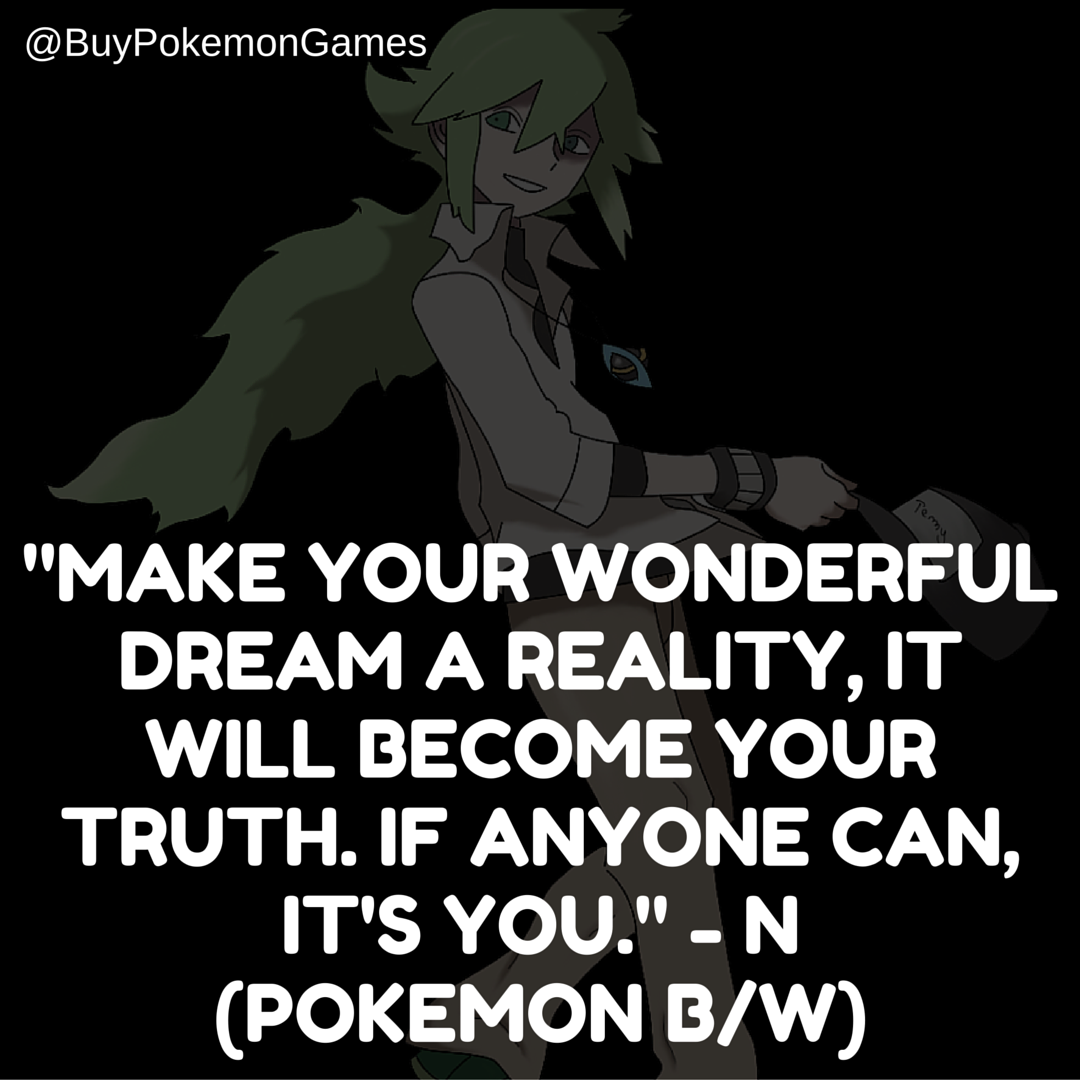 10 Positive Pokemon Quotes That Will Inspire You – Buy Pokemon Games ...