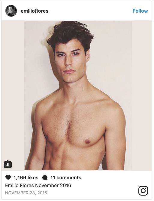 10 Spanish Male Models You Must Follow On Instagram