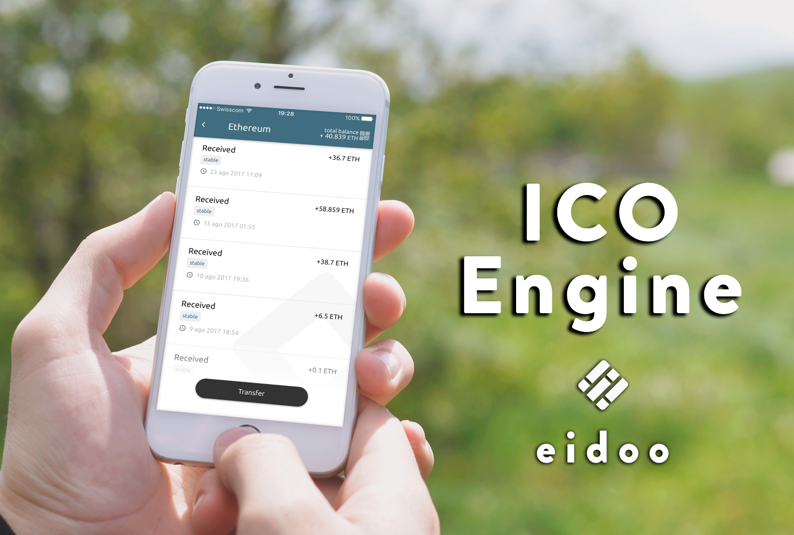 Image result for eidoo ico