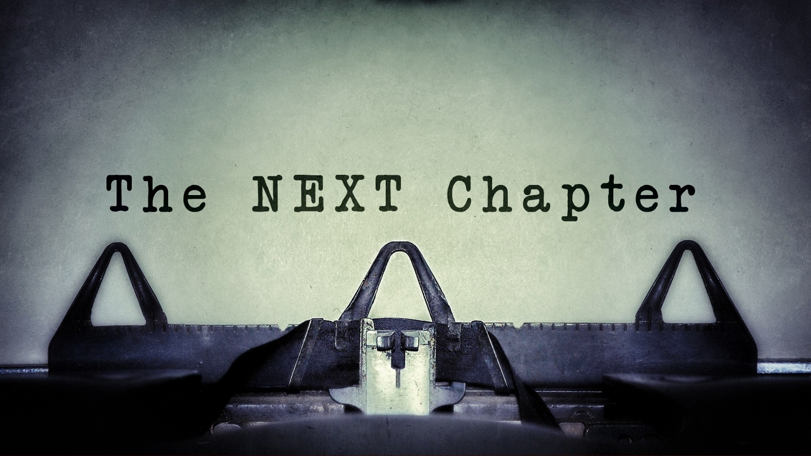 The Next Chapter >> Turning The Page Forward On A New Chapter In Life Vunela