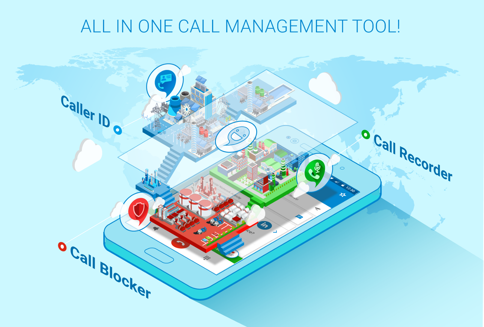 Download the latest version of truecaller: caller id & dialer for.