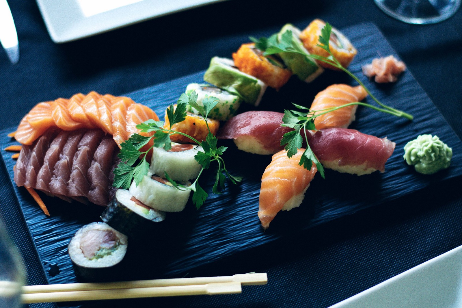 For The Love Of Sushi: Lip-smacking Sushi Recipes For Sushi Lovers!