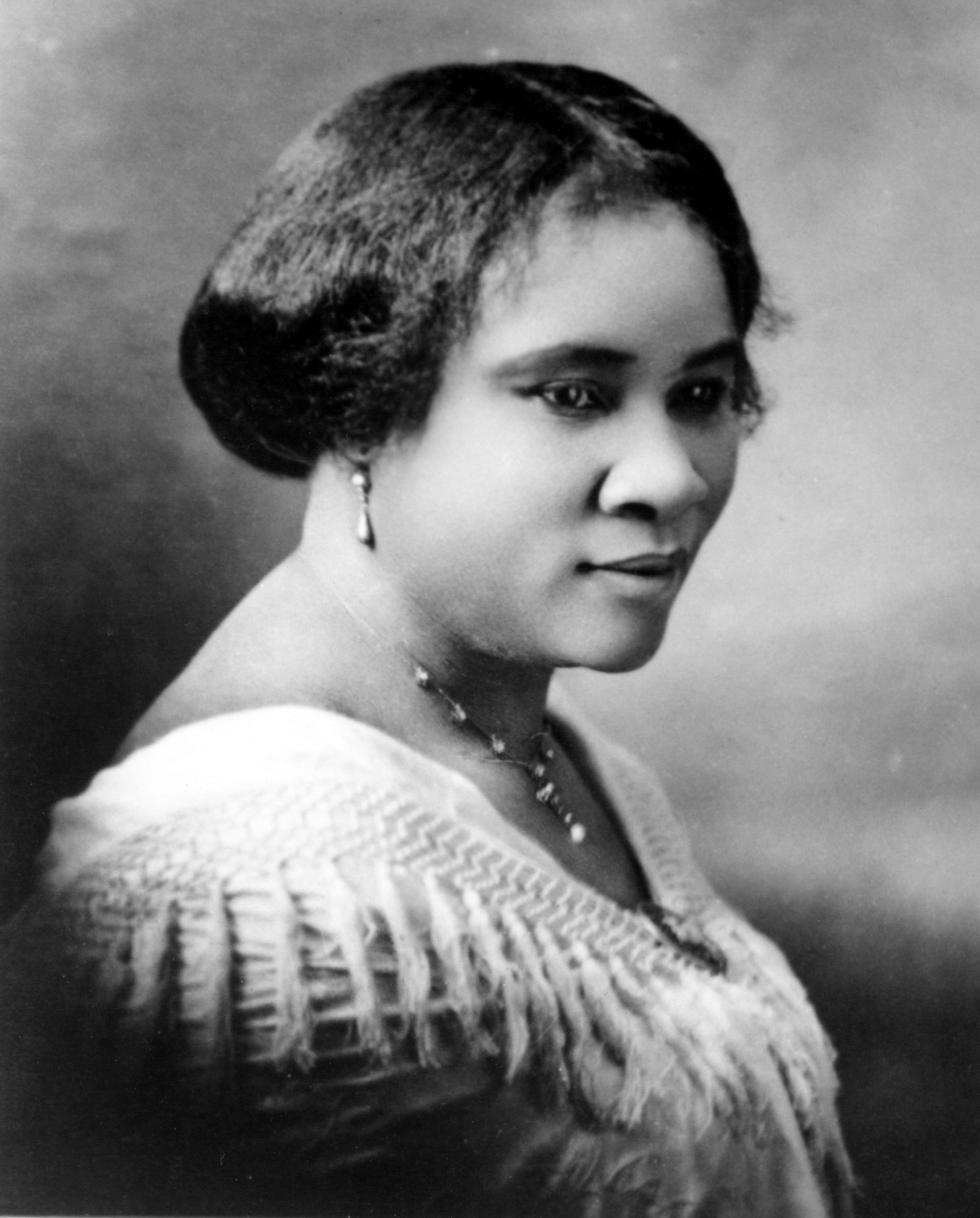 Madam C.J. Walker wasn't just a positive force for African Americans. She also pioneered global black activism
