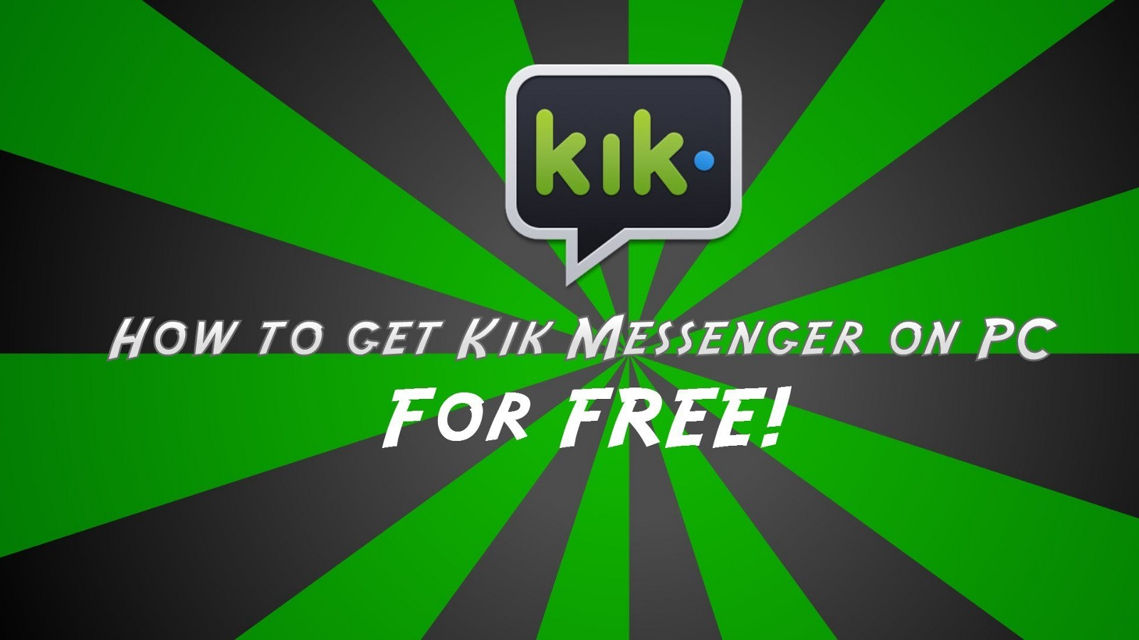download kik messenger for pc windows 10
