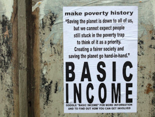 Universal Basic Income Is Ready For ItsCloseup