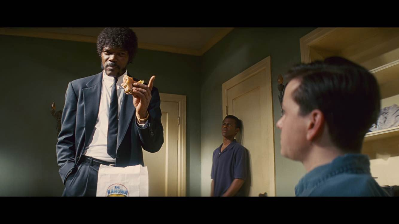 How Jules Became The Shepherd Redemption In Pulp Fiction