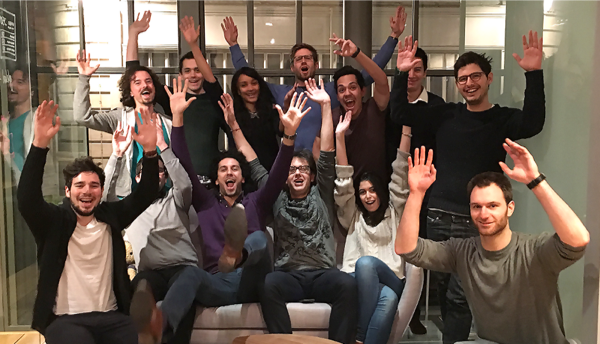 One more startup leaves the studio: Aircall's tremendous fundraising and takeoff
