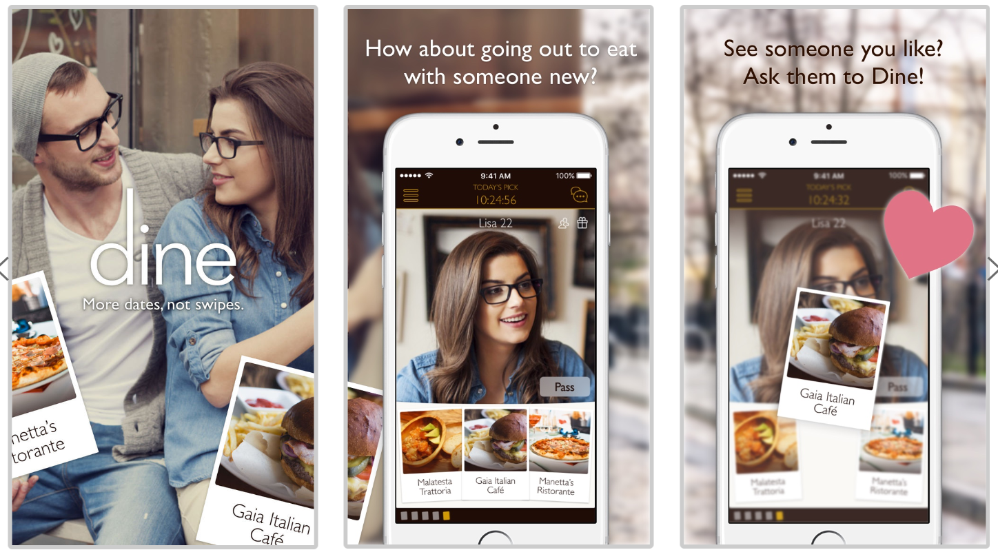 dating cafe iphone app