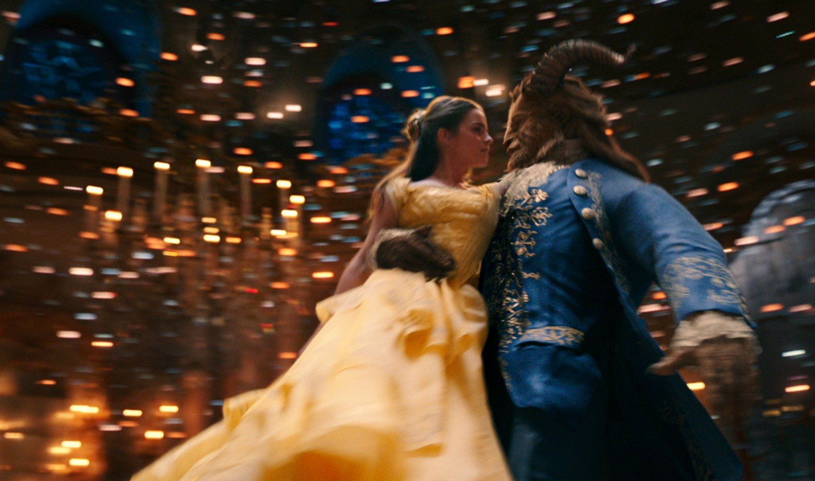 Disneys Beauty And The Beast Is A Stunning Tale As Old As Time