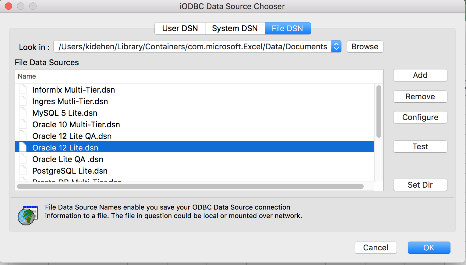 Oracle ODBC driver Free Download For Windows (32/64 bit)