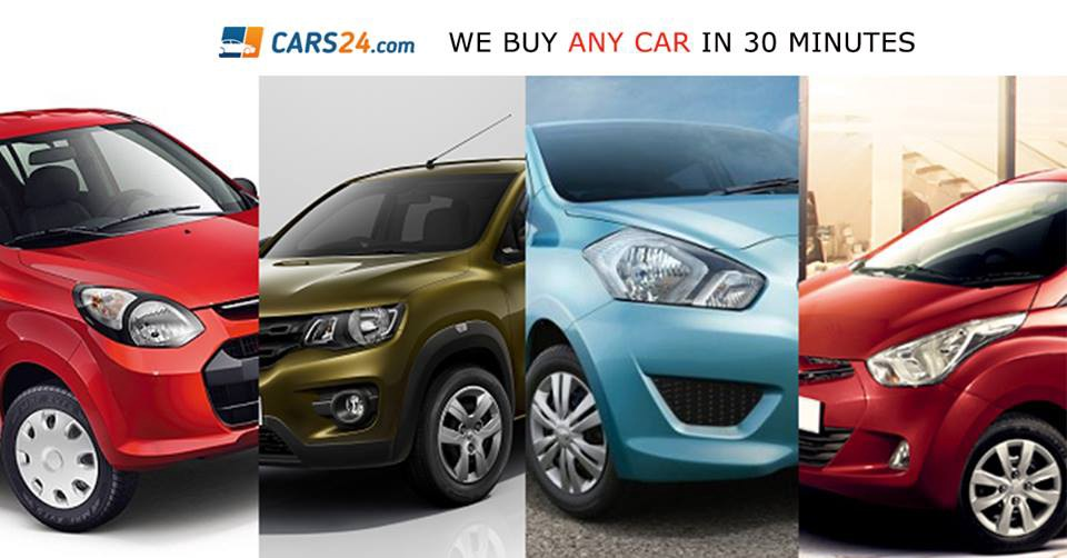 Cars24.com - India\'s largest used car selling portal
