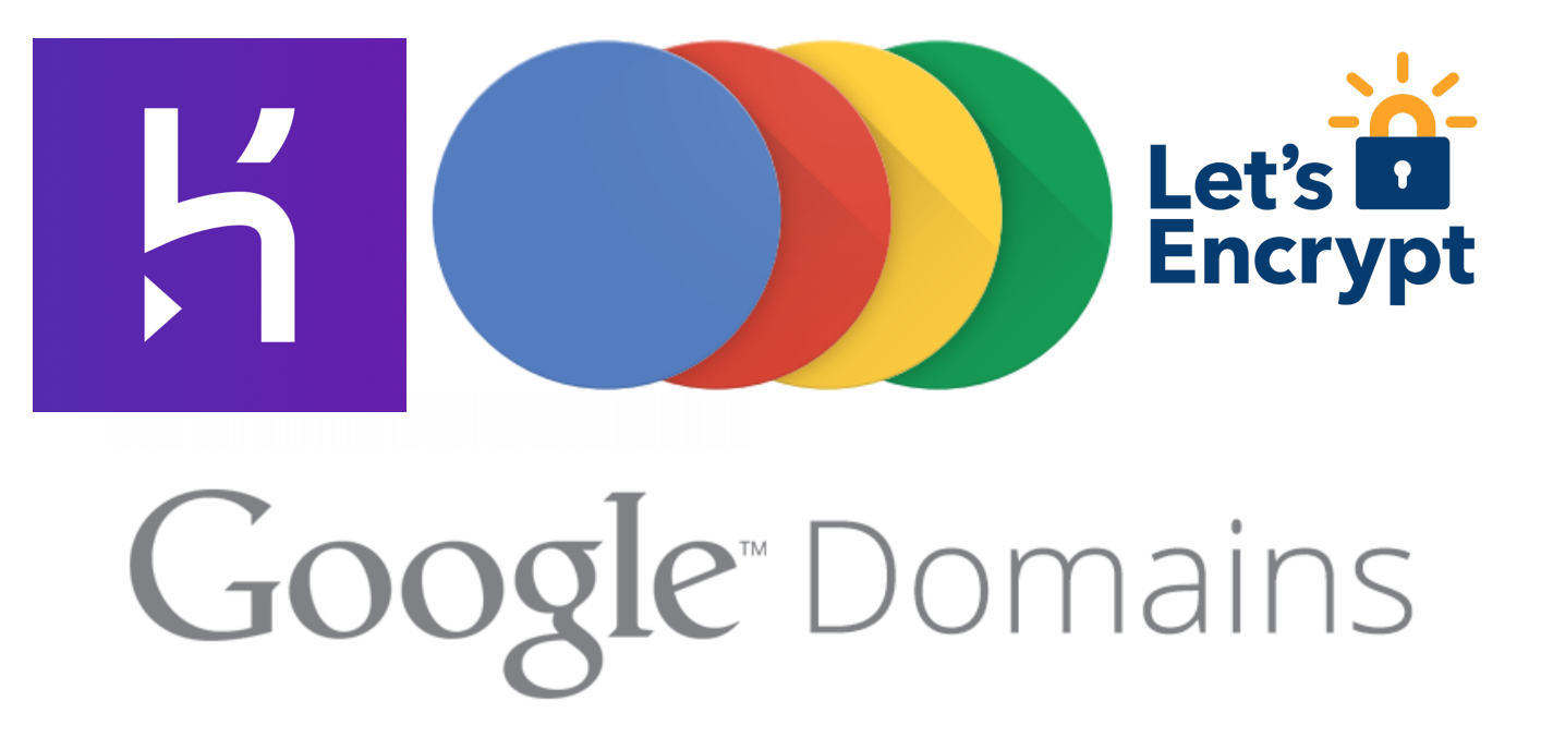 Httpsssl On Heroku With Google Domains As Dns Provider
