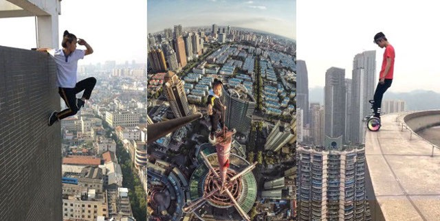 Rooftop Daredevil Fell To Death While Trying To Earn Money