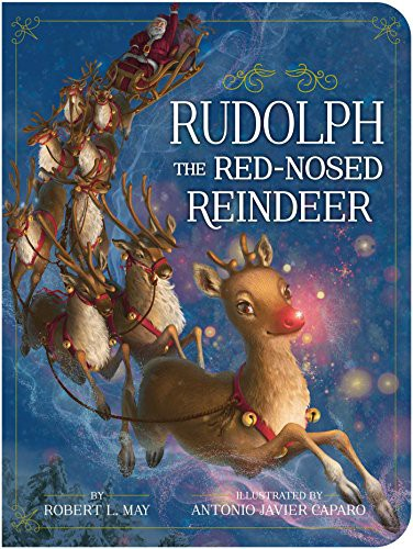 1 rudolph the red nosed reindeer