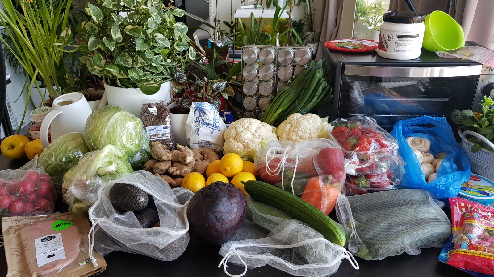 The market haul! – Kinga's table – Medium