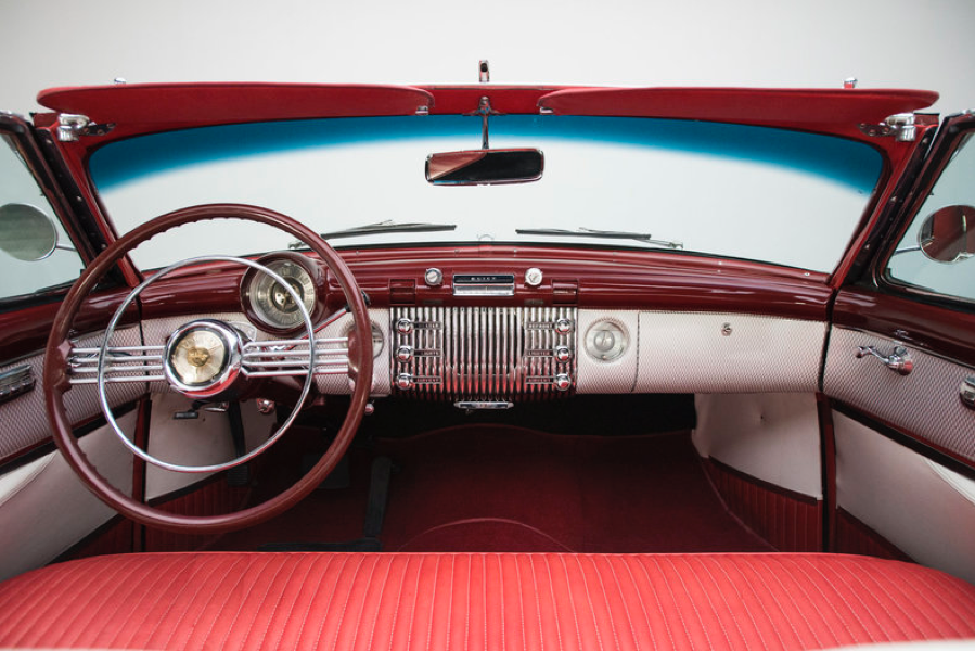 Extensively Restored 1953 Buick Skylark Convertible to Be Sold at ...