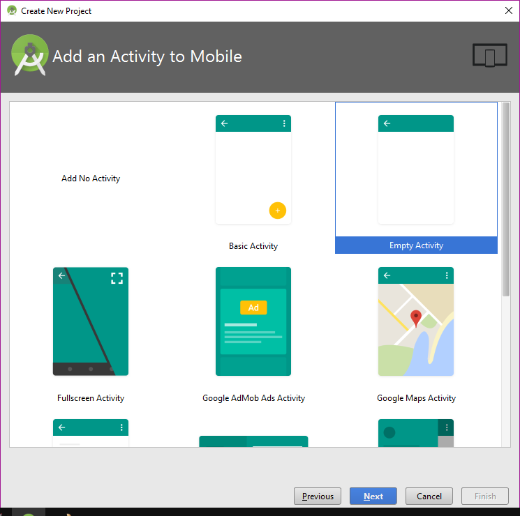 how to create gradle file in android studio