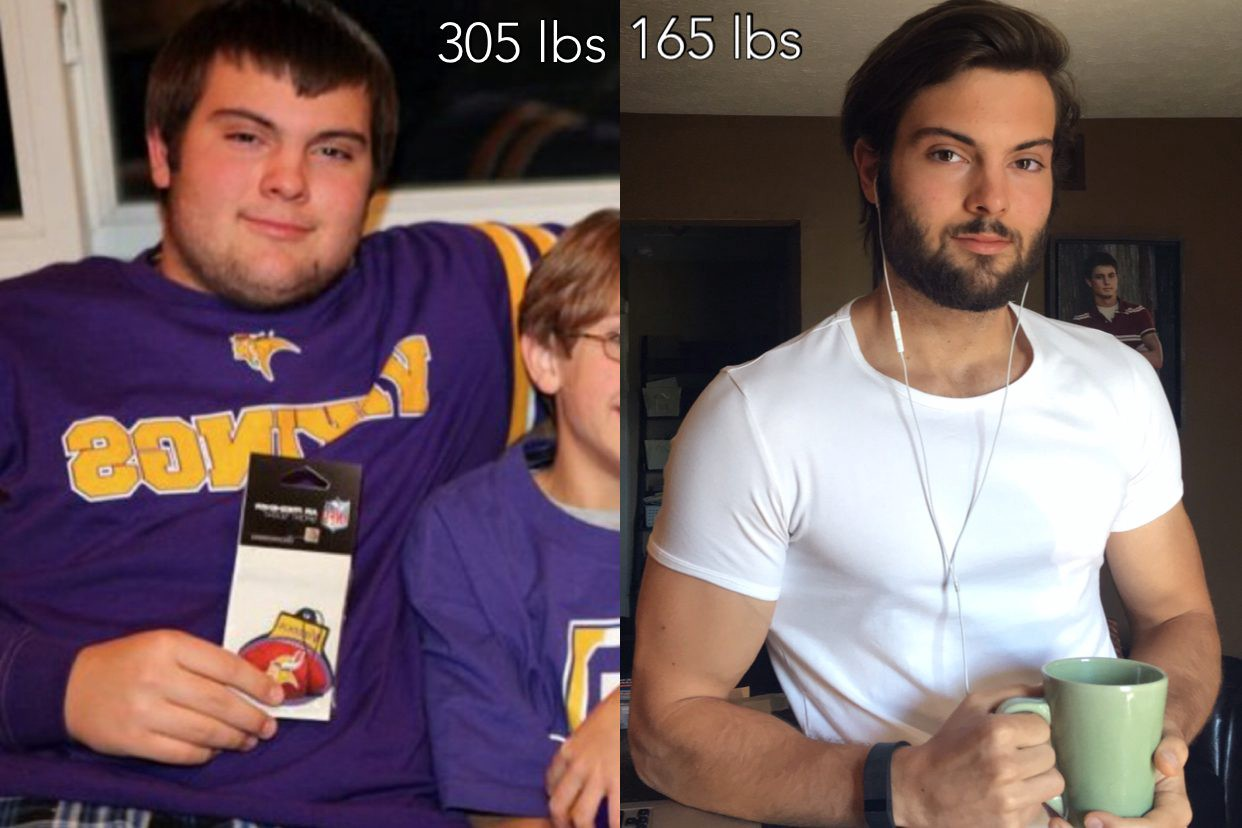 How I Lost 112 Pounds in 365 Days With 3 Simple Rules