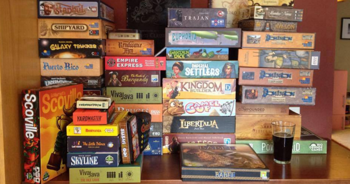 The 25 best board games to choose for Christmas gifts this year