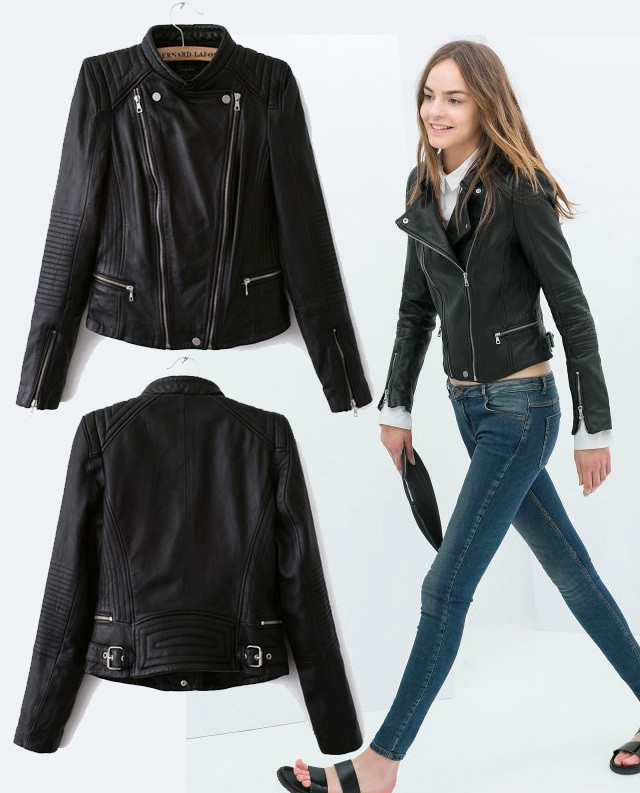 Trending Leather Jackets To Keep Your Style Statement High!