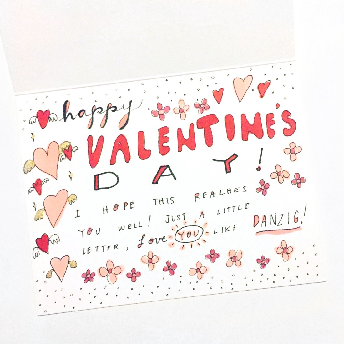 What To Write In Your Valentines Day Cards Punkpost Medium