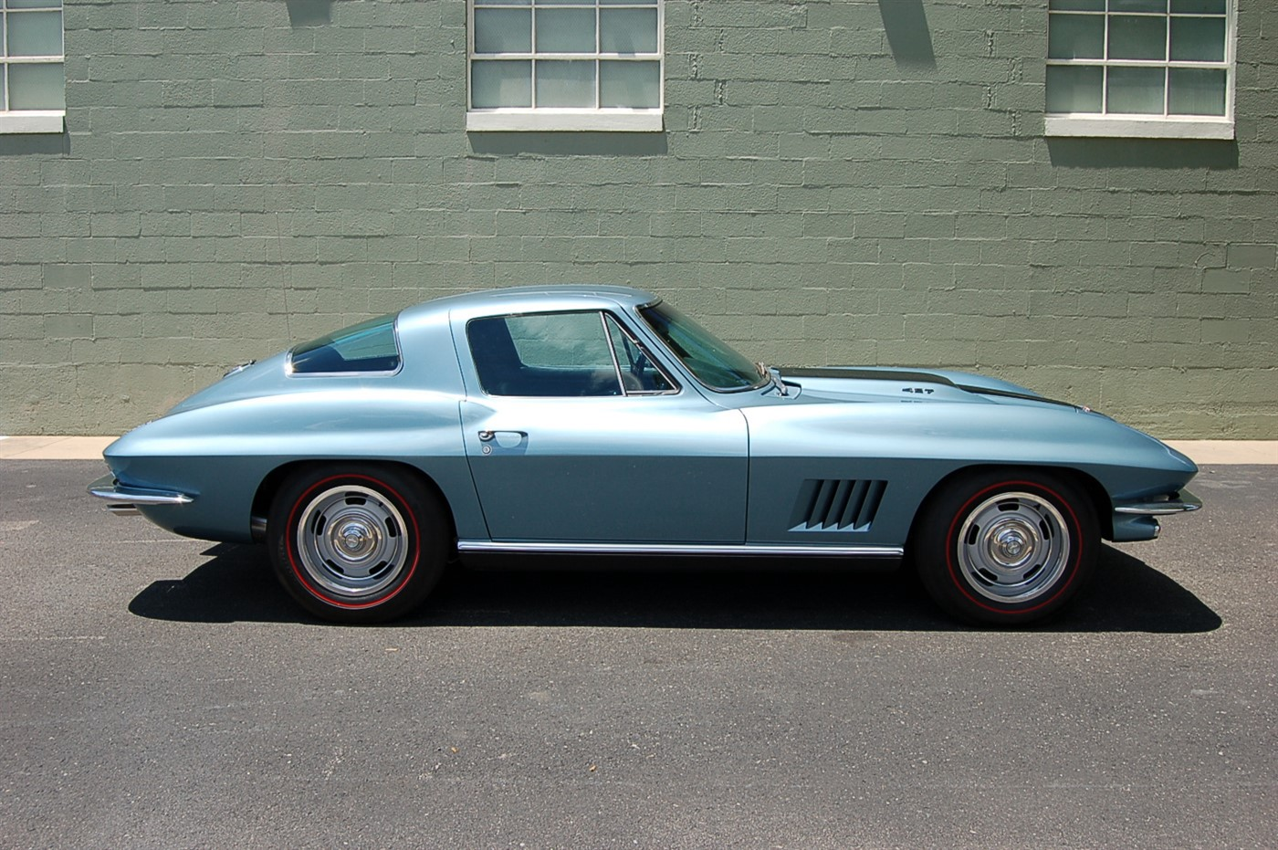 We Just Added A 1967 Chevrolet Corvette 427 435 Hp With All Matching Numbers On New Inventory Check It Out
