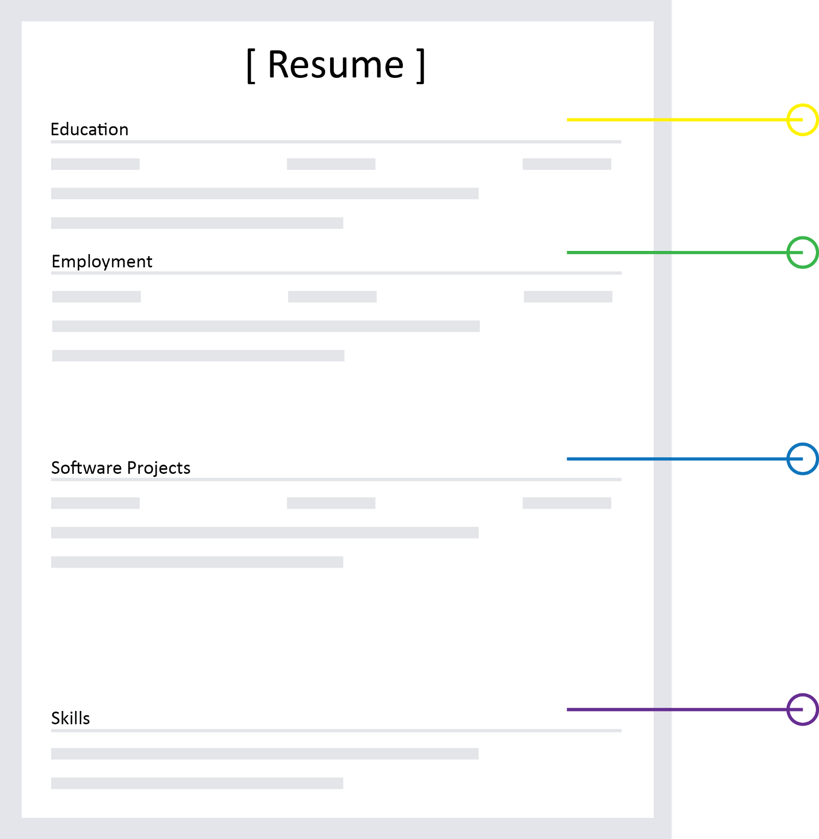 Resum Impressive How to write a killer Software Engineering résumé freeCodeCamporg